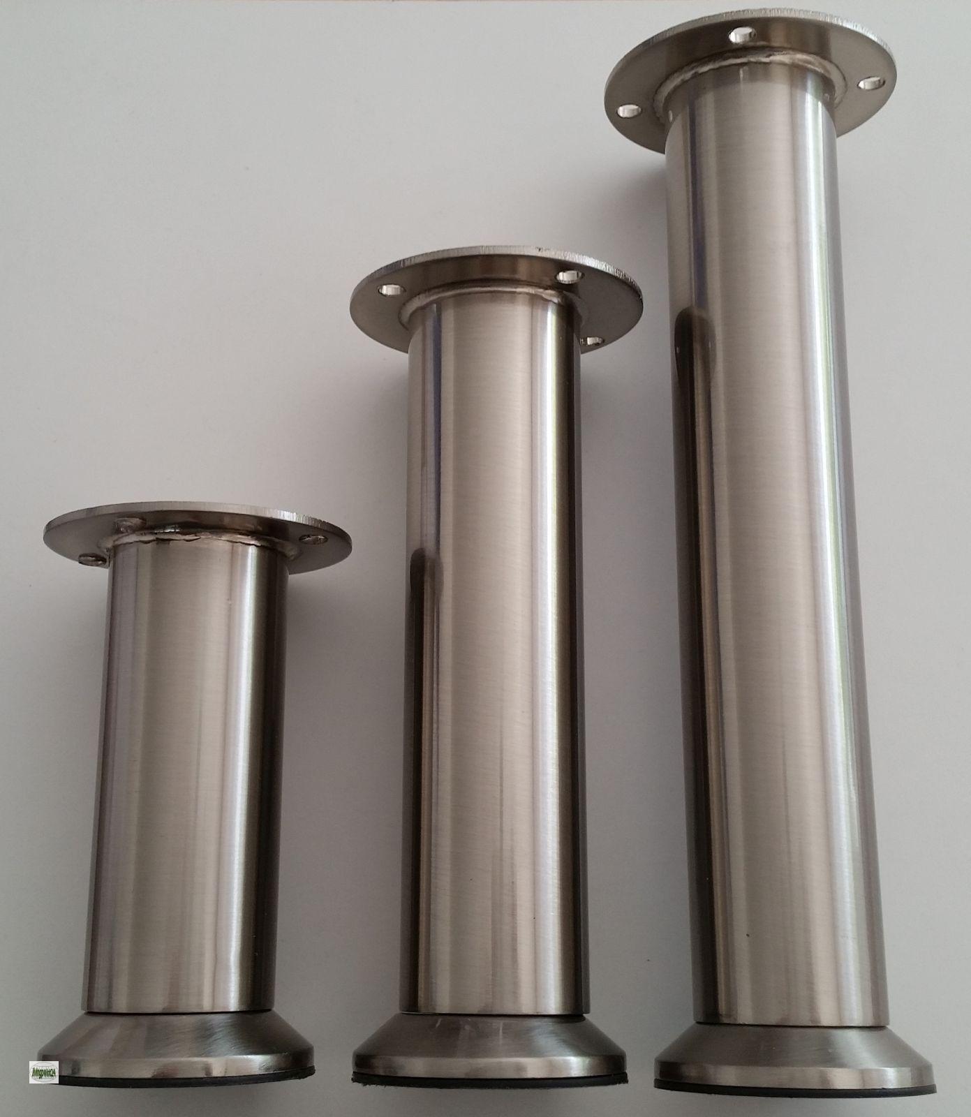 Idee design mülleimer küche : Supporto piede Ø altezza 35 millimetri mobili regolabili gamba 150 mm ...