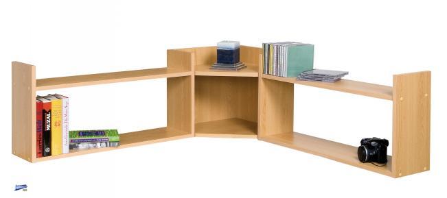 eckregal wandregal k chenregal wandbord regal b cherregal. Black Bedroom Furniture Sets. Home Design Ideas