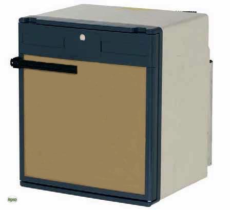 fewo mini einbauk hlschrank 23l abtauautomatik 220v austauchbares dekor 6160012 ebay. Black Bedroom Furniture Sets. Home Design Ideas