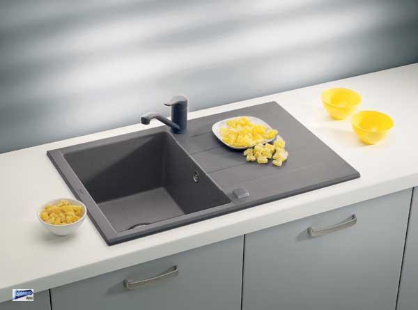 Algranit Einbauspüle Cubo 30 Spüle 780×500 Küchenspüle  ~ Spülbecken Ebay