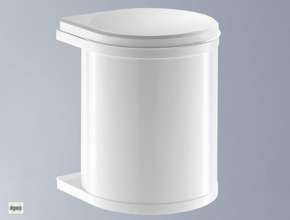 hailo mono küchen abfalleimer 15 liter mülleimer badezimmer