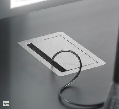 evoline einbausteckdose 3x steckdose 2x pc rj45. Black Bedroom Furniture Sets. Home Design Ideas