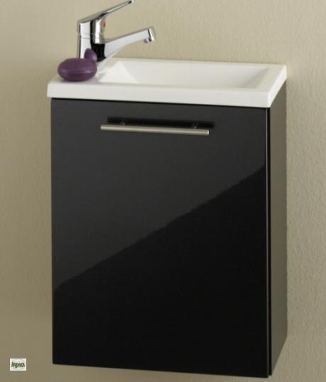 waschplatz waschtisch g ste wc badm bel handwaschbecken waschbeckenschrank 5822 ebay. Black Bedroom Furniture Sets. Home Design Ideas