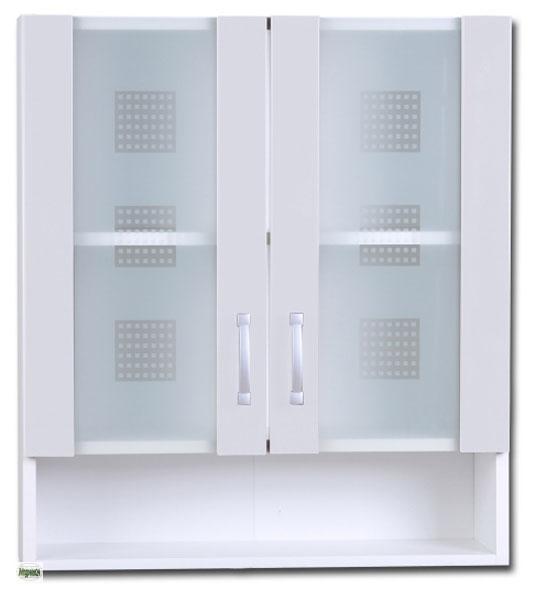 details zu badschrank h ngeschrank 68x60x20cm wandschrank badezimmer. Black Bedroom Furniture Sets. Home Design Ideas