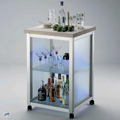 wesco butchertable 40 minibar k chenwagen beistellwagen. Black Bedroom Furniture Sets. Home Design Ideas