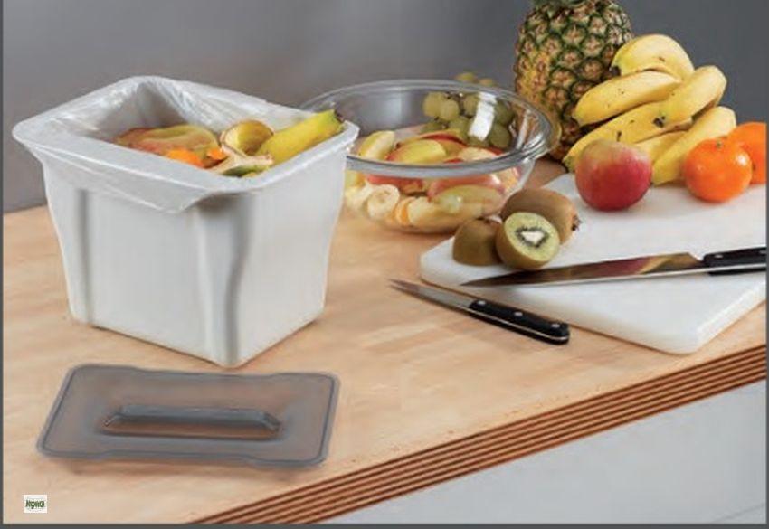 wesco kitchen box 5 liter küchen mülleimer vorratsbehälter zum ... - Vorratsbehälter Küche