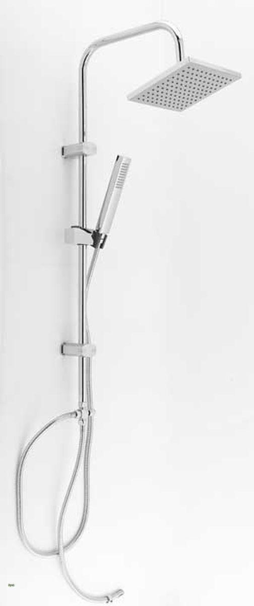 Details zu Brauseset Kopfbrause Handbrause Duschstange Dusche Chrom ...