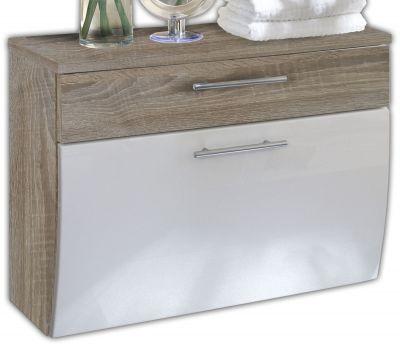 badezimmer bad wand unterschrank 70 cm h ngende montage badm bel 5611 jp ebay. Black Bedroom Furniture Sets. Home Design Ideas