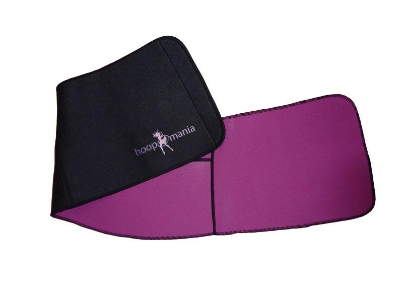 hoopomania bauchweg g rtel zum abnehmen und f rs training mit hula hoop ebay. Black Bedroom Furniture Sets. Home Design Ideas