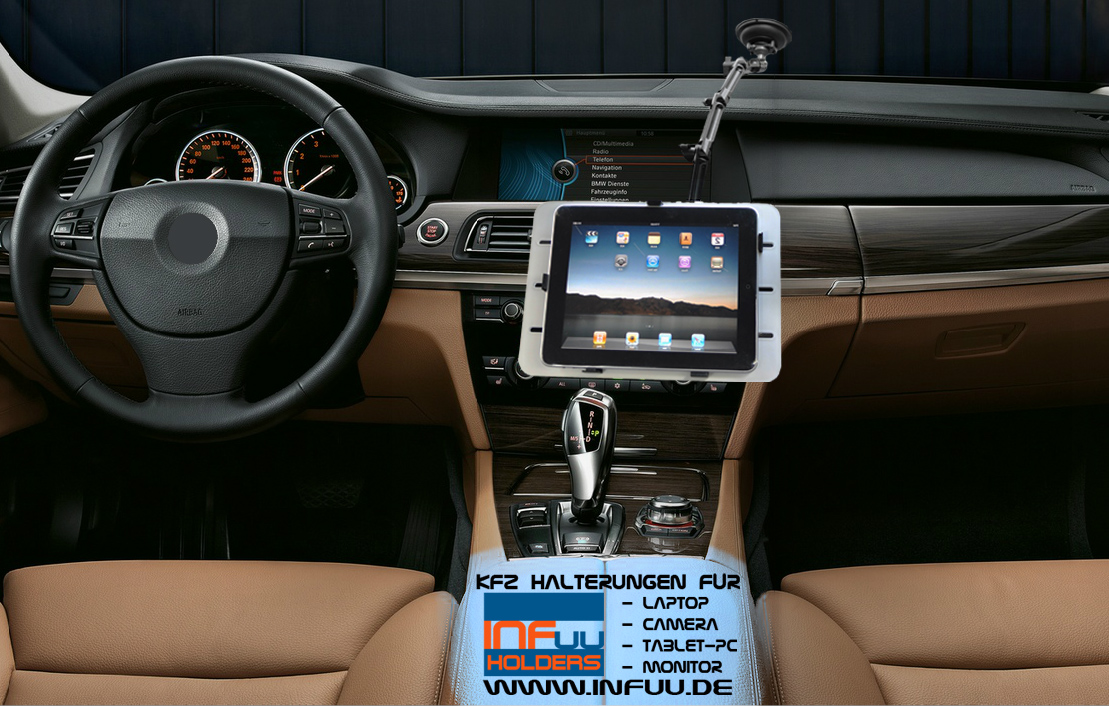 apple ipad 1 2 3 kfz auto saugnapf halterung befestigung. Black Bedroom Furniture Sets. Home Design Ideas