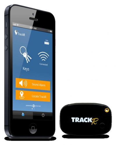 Wallet trackr nie mehr schluessel und gegenstaende verlieren bluetooth