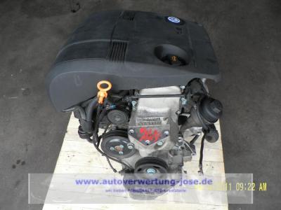 motor vw polo 9n 1 2 3 zylinder awy gebrauchtmotor ebay