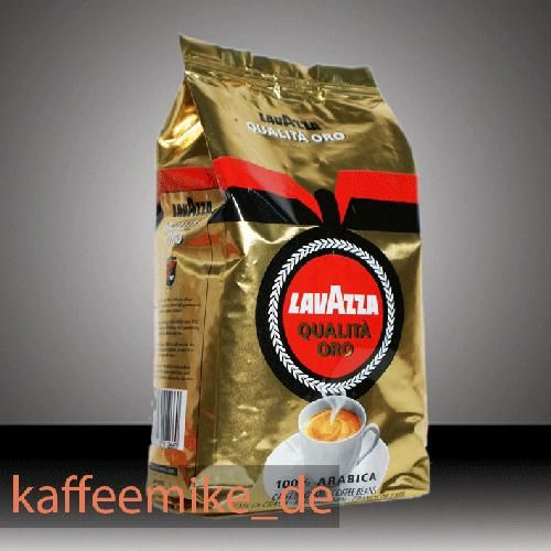 lavazza qualita oro espresso kaffee 1100g bohnen ebay. Black Bedroom Furniture Sets. Home Design Ideas