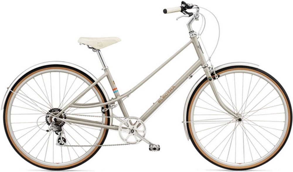 electra retro fahrrad ticino 8d damen oyster ebay. Black Bedroom Furniture Sets. Home Design Ideas