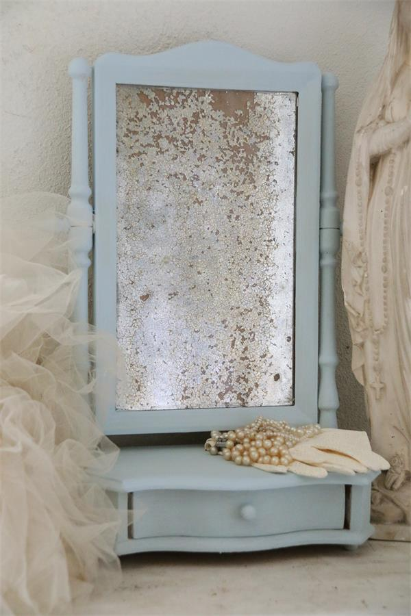 jeanne d arc living kreidefarbe eur 7 90 100ml kalkfarbe powder blue ebay. Black Bedroom Furniture Sets. Home Design Ideas