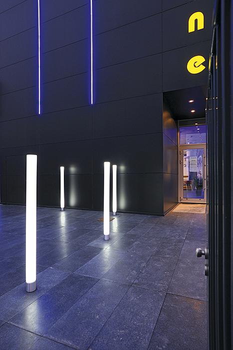 slv 232211 led leuchten gartenleuchten light pipe ebay. Black Bedroom Furniture Sets. Home Design Ideas