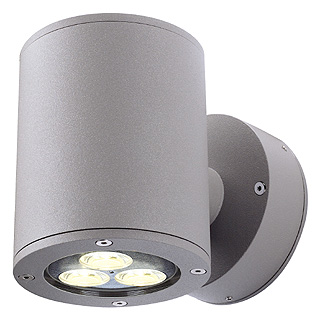 slv aussenleuchten sitra wall up down wandleuchte stei ebay. Black Bedroom Furniture Sets. Home Design Ideas