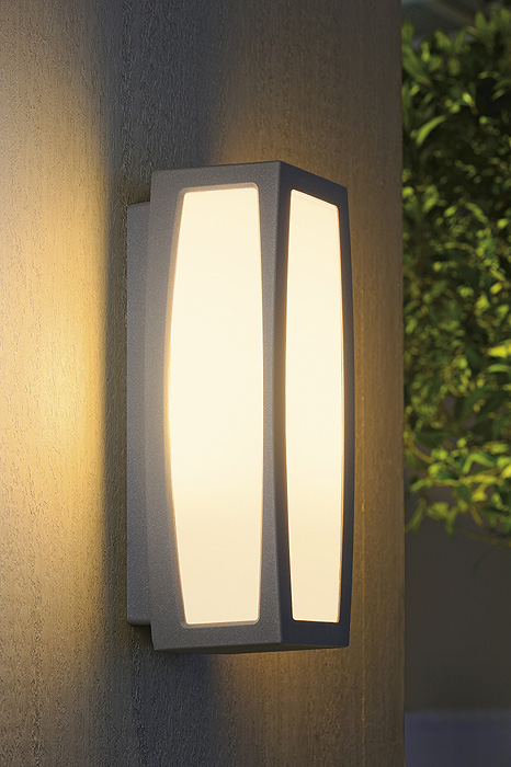 slv aussenleuchten wandleuchten meridian box wandleuchte. Black Bedroom Furniture Sets. Home Design Ideas