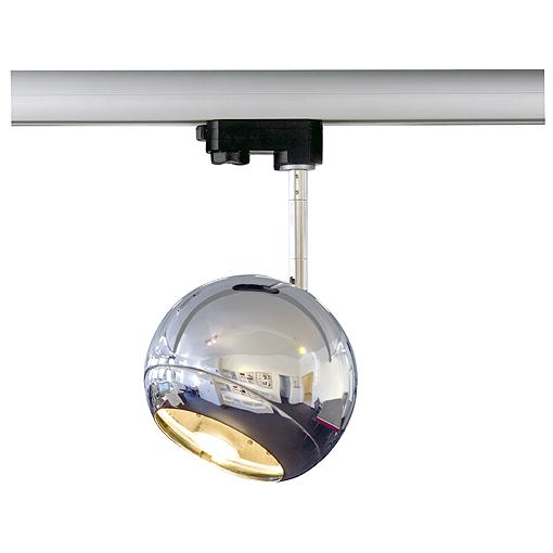 schienensystem light eye spot chrom 3p g nstig online kaufen ebay. Black Bedroom Furniture Sets. Home Design Ideas