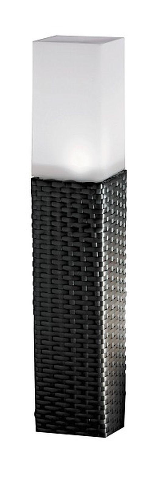 solarleuchte rattan plastik 500 g nstig online kaufen ebay. Black Bedroom Furniture Sets. Home Design Ideas