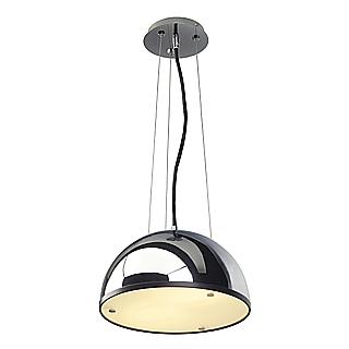 slv half ball light eye chrom pendelleuchte ebay. Black Bedroom Furniture Sets. Home Design Ideas