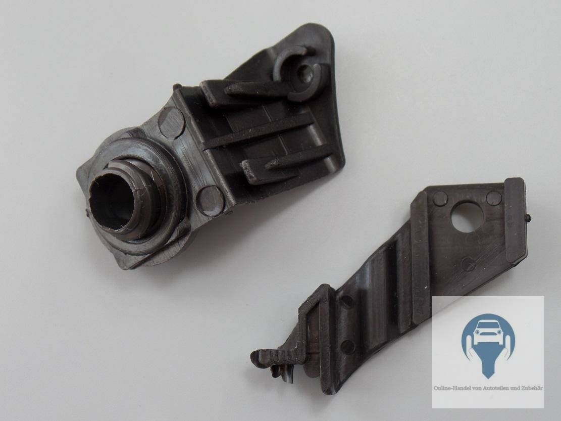 Headlight Repair Kit Bracket Clips Right VW GOLF V Jetta 1K0998226 ...