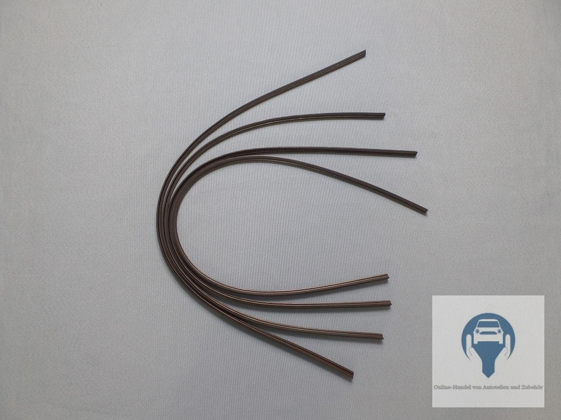 scheibenwischer gummi wischergummis f r alle bosch aerotwin bis 750 mm ebay. Black Bedroom Furniture Sets. Home Design Ideas