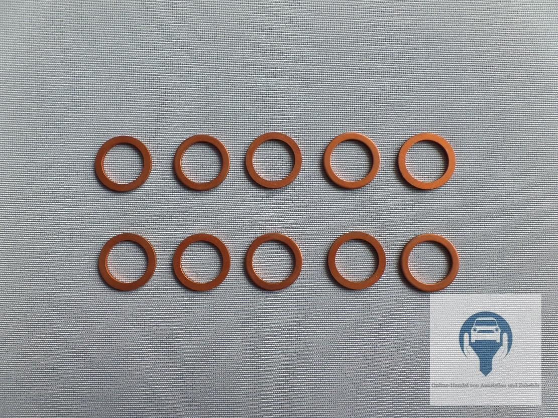 Oil Drain Plug Gasket Gasket for Volvo 240, 740, 760, 780, 940, 960 ...