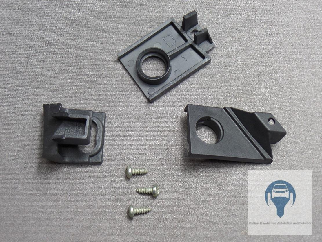 scheinwerfer reparatur set reparatursatz halter f r vw lupo rechts 6x0998226 ebay. Black Bedroom Furniture Sets. Home Design Ideas