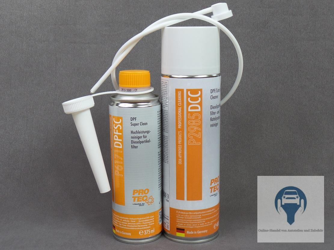 1x kit filtres particules diesel fap suie pot catalytique nettoyant 400ml ebay. Black Bedroom Furniture Sets. Home Design Ideas