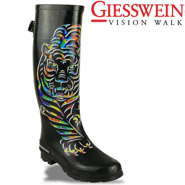 giesswein winterfeld gummistiefel tiger ebay. Black Bedroom Furniture Sets. Home Design Ideas