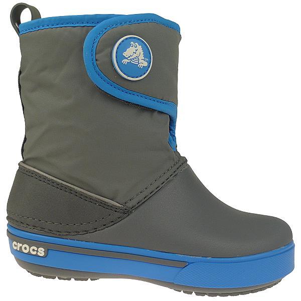 crocs kids crocband ii 5 gust boot winterstiefel 3 farben ebay. Black Bedroom Furniture Sets. Home Design Ideas