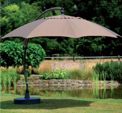 sonnenschirm sun garden easy sun parasol 375 8 ebay. Black Bedroom Furniture Sets. Home Design Ideas
