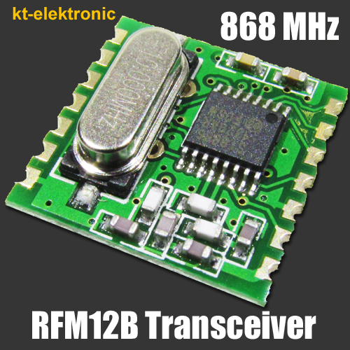 HopeRF-RFM12B-868S1-Transceiver-Sende-Emfangs-Modul-868MHz