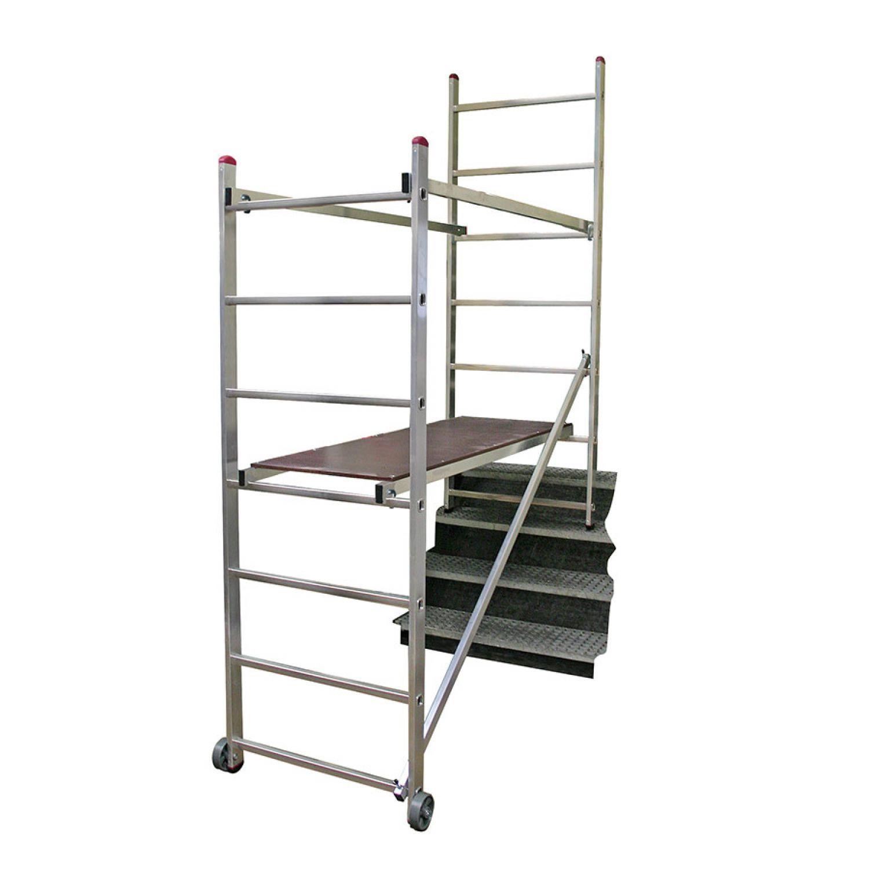 krause corda treppenger st kleinger st arbeitsh he 3 m t v gs rollger st 916174 ebay. Black Bedroom Furniture Sets. Home Design Ideas