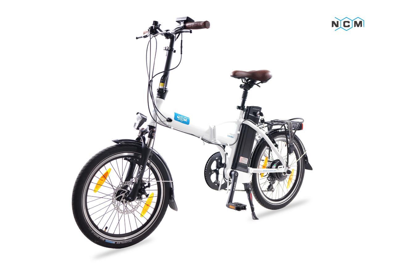 ncm london elektrofahrrad e bike pedelec 20 zoll faltrad. Black Bedroom Furniture Sets. Home Design Ideas