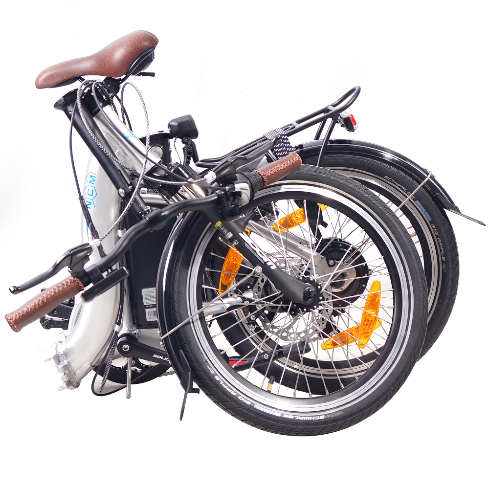 elektrofahrrad e bike 20 zoll faltrad paris 36v 250w. Black Bedroom Furniture Sets. Home Design Ideas