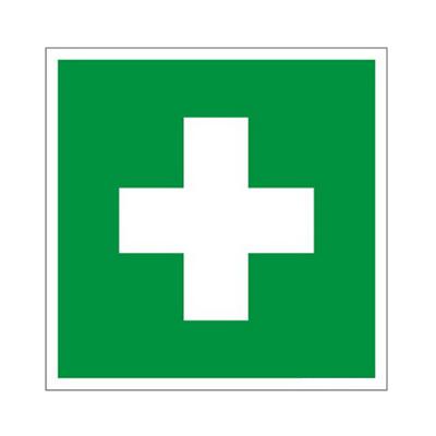 Rettungszeichen-Erste-Hilfe-Schild-Kunststoff