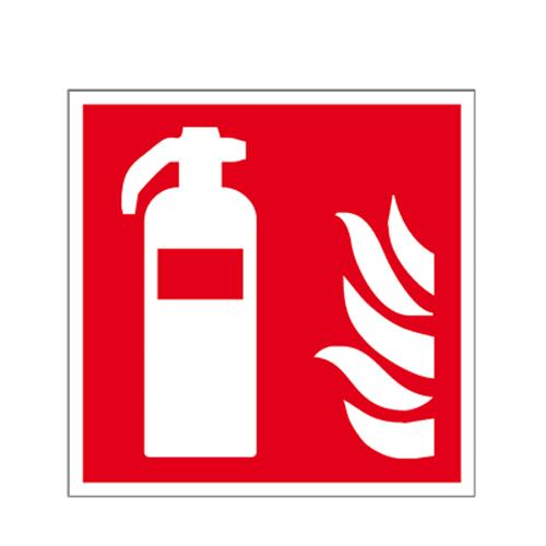 Feuerloescher-Brandschutzzeichen-Brandschutzschild-ISO-Folie-selbstklebend