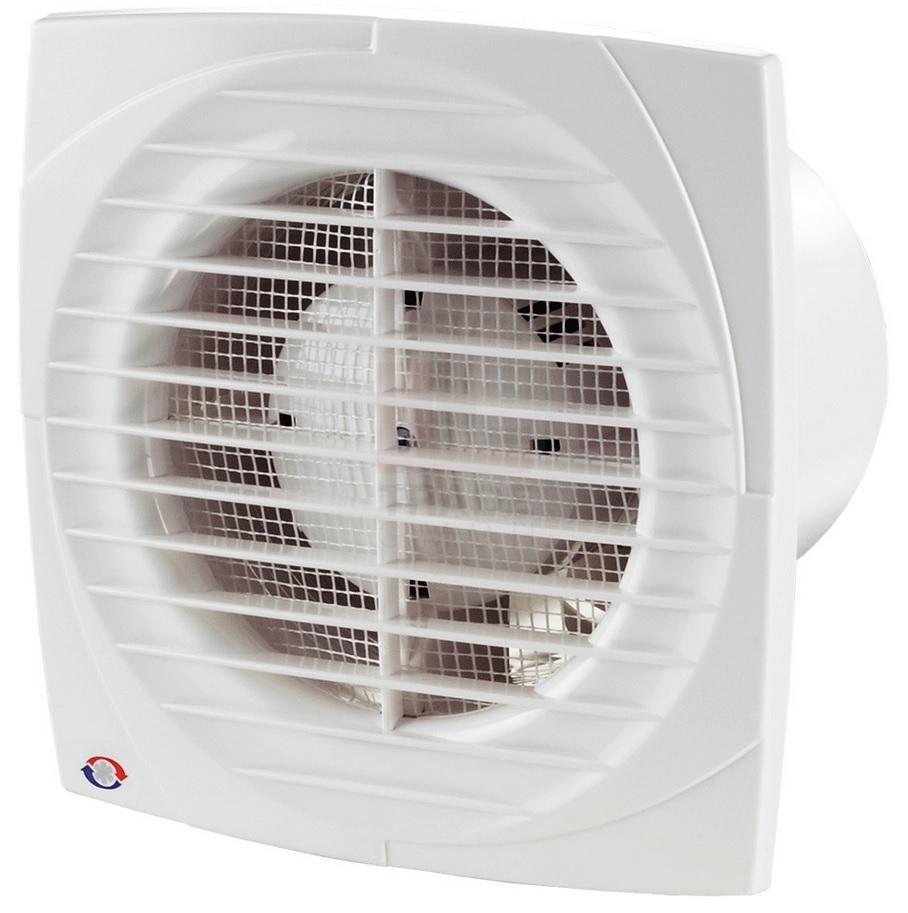 Lüfter Ventilator 100 Mm Timer Wand Decke Bad Küche Einbau Zeitschalter 10  Cm DT