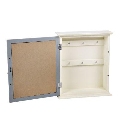 schl sselboard kleiderhaken holz wandhaken schl sselkasten. Black Bedroom Furniture Sets. Home Design Ideas