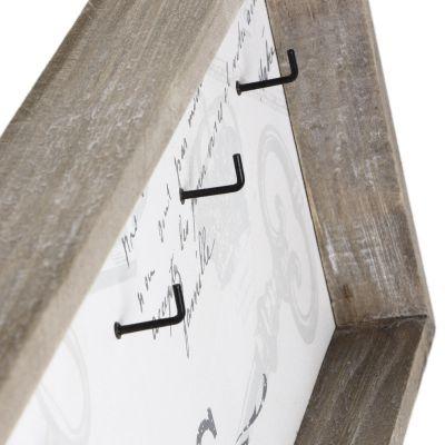 schl sselboard schl sselkasten holz shabby chic. Black Bedroom Furniture Sets. Home Design Ideas
