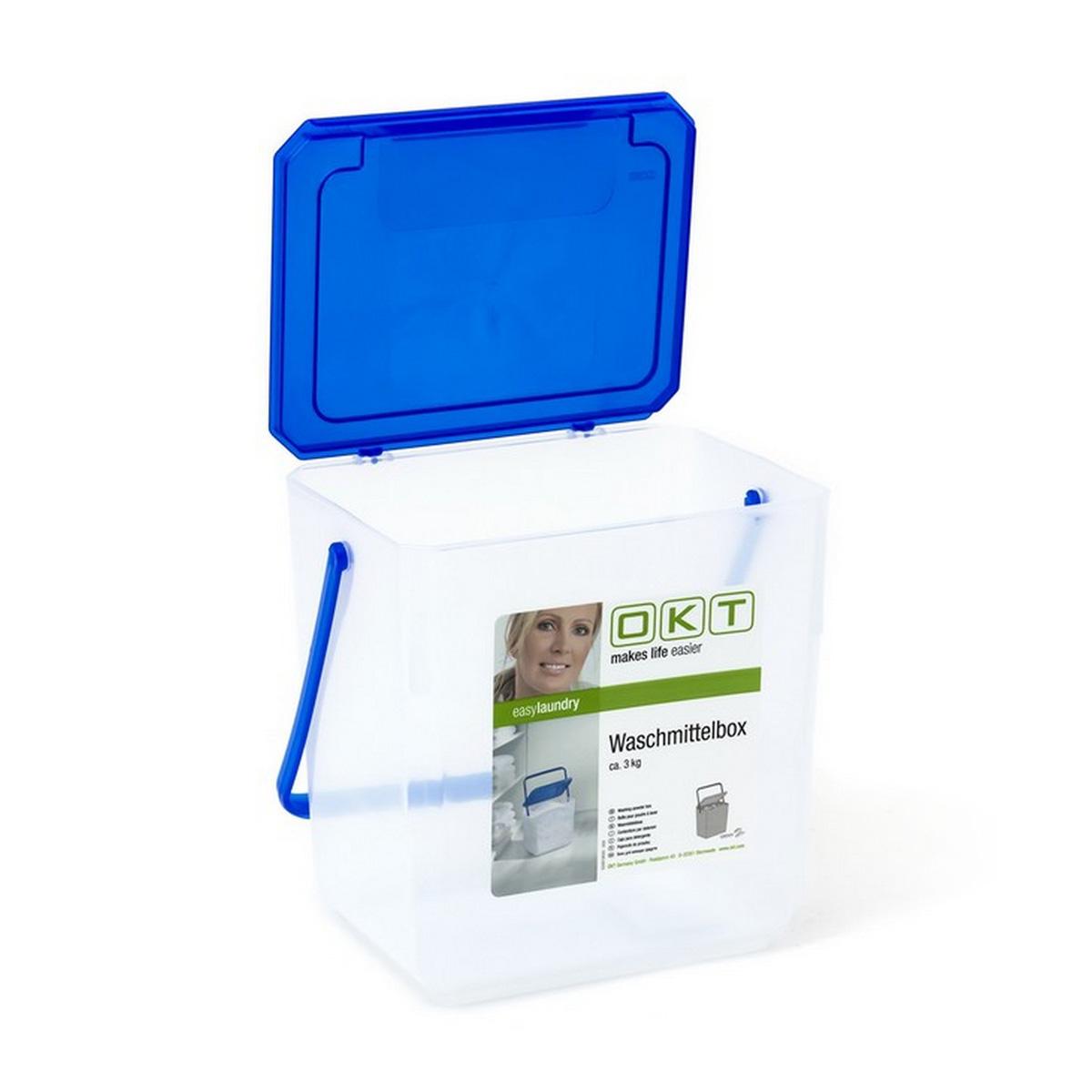 waschmittelbeh lter waschmittel box waschpulverbox unibox 4 5 liter ca 3 kg ebay. Black Bedroom Furniture Sets. Home Design Ideas