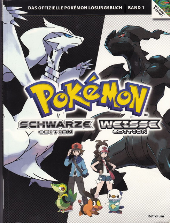 Pokémon Schwarze Und Weiße Edition