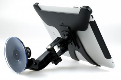 apple ipad 1g kfz halterung f r auto mit saugnapf ebay. Black Bedroom Furniture Sets. Home Design Ideas