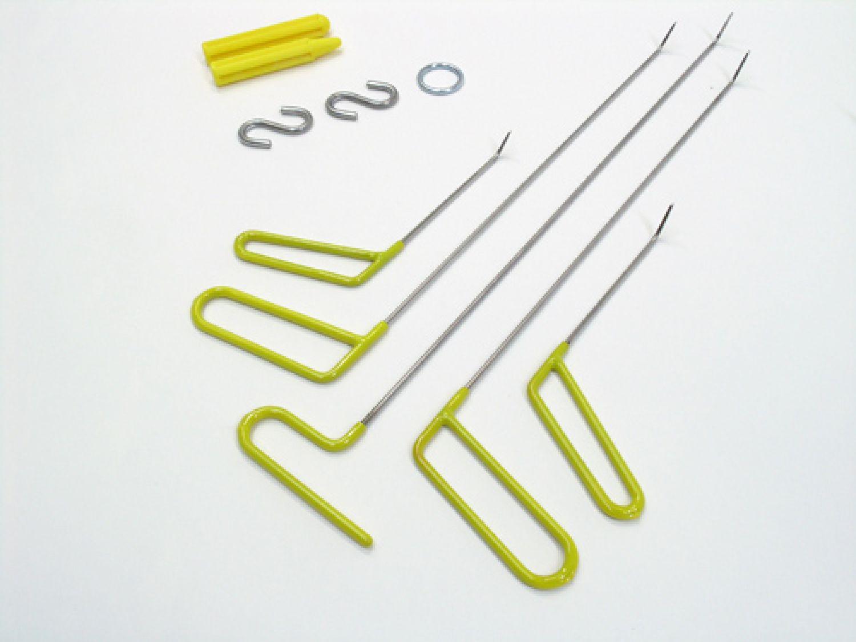 30x smart repair ausbeulwerkzeug dellenwerkzeug hagelwerkzeug pdr profiset ebay. Black Bedroom Furniture Sets. Home Design Ideas