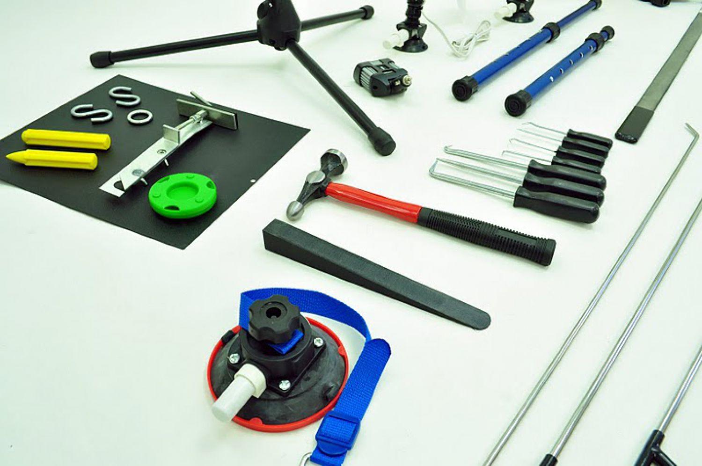 115tlg ausbeulwerkzeug set smart repair ausbeulen pdr ausbeulwerkzeuge ebay. Black Bedroom Furniture Sets. Home Design Ideas