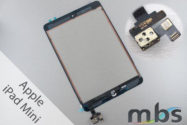 original ipad mini 2 retina touchscreen glas digitizer. Black Bedroom Furniture Sets. Home Design Ideas