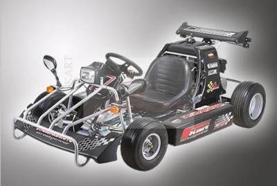 kreidler f kart 170 gokart stra enkart von mc fun kart. Black Bedroom Furniture Sets. Home Design Ideas