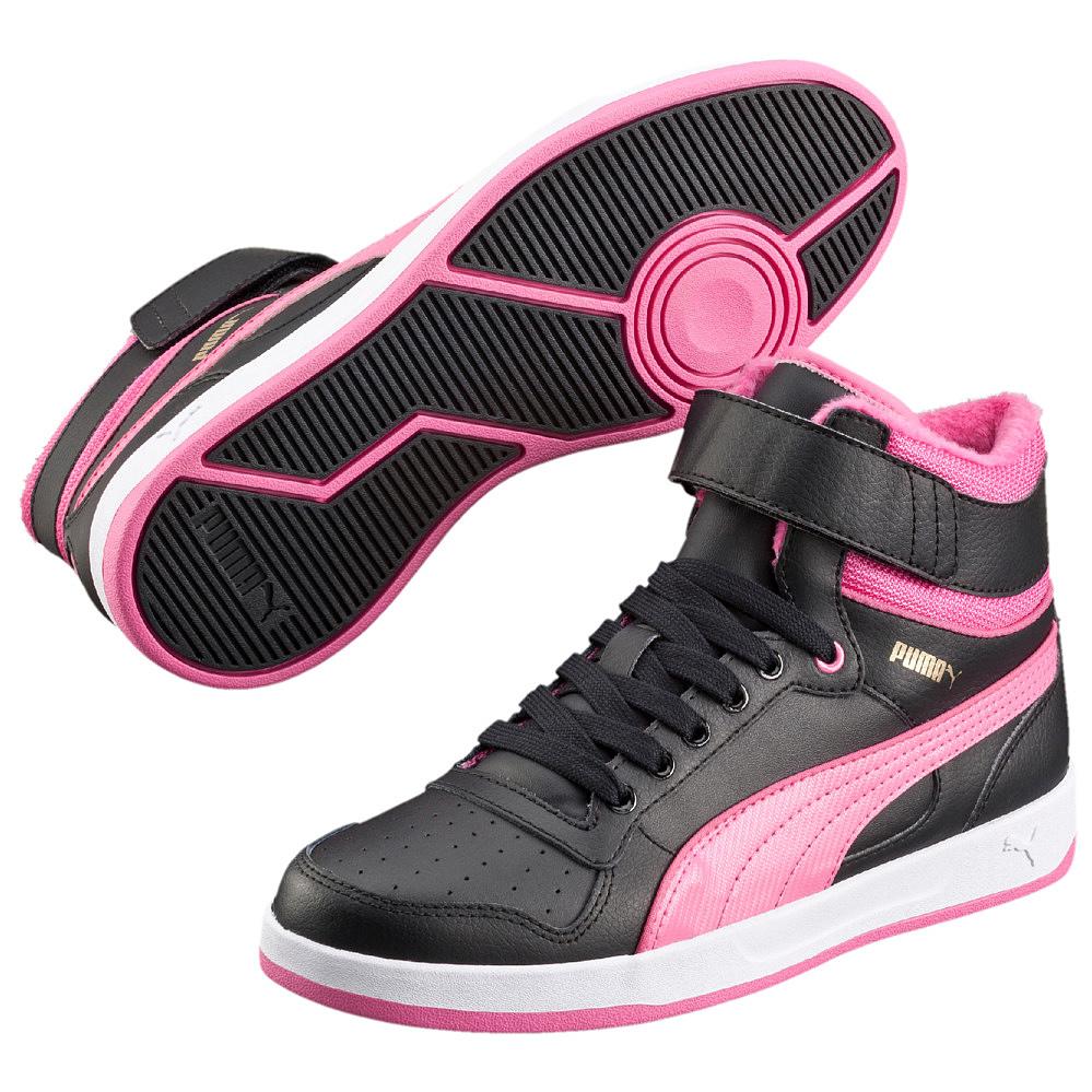 damen schuhe puma sneaker pink